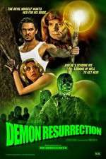 Watch Demon Resurrection Online Putlocker