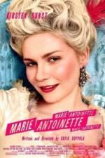 Watch Marie Antoinette Online Putlocker