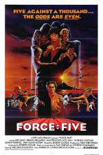 Watch Force: Five Online 123movies