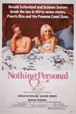 Watch Nothing Personal Online 123movies