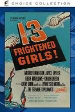 Watch 13 Frightened Girls Online 123movies