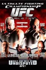 Watch UFC 44 Undisputed Online Putlocker