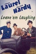 Watch Leave 'Em Laughing Online Putlocker