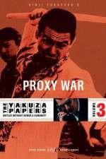 Watch Proxy War Online 123movies