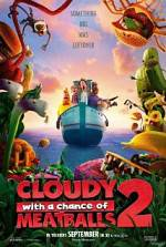 Watch Cloudy with a Chance of Meatballs 2 Online 123movies