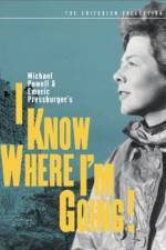 Watch 'I Know Where I'm Going' Online 123movies