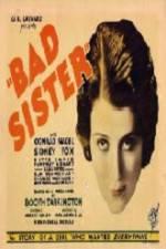 Watch The Bad Sister Online Putlocker