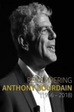Watch Remembering Anthony Bourdain Online Putlocker