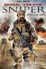 Watch Sniper: Special Ops Online Putlocker