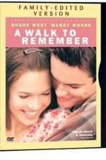 Watch A Walk to Remember Online Putlocker