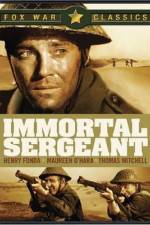 Watch Immortal Sergeant Online Putlocker