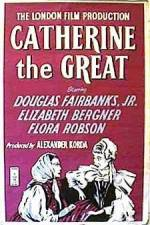 Watch The Rise of Catherine the Great Online Putlocker