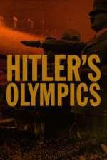 Watch Hitlers Olympics Online Putlocker