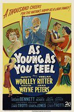 Watch As Young as You Feel Online Putlocker