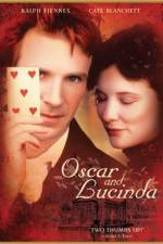 Watch Oscar and Lucinda Online Putlocker