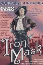 Watch The Iron Mask Online Putlocker