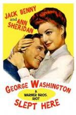 Watch George Washington Slept Here Online Putlocker