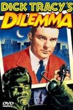 Watch Dick Tracy's Dilemma Online Putlocker