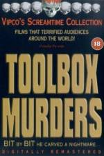 Watch The Toolbox Murders Online 123movies