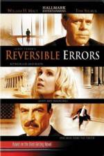 Watch Reversible Errors Online 123movies