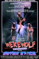 Watch Werewolf Bitches from Outer Space Online Putlocker