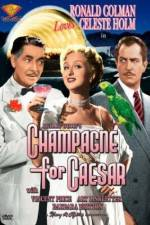 Watch Champagne for Caesar Online 123movies
