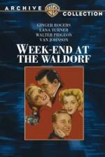 Watch Week-End at the Waldorf Online 123movies
