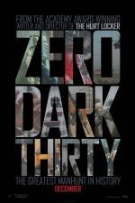 Watch Zero Dark Thirty Online Putlocker