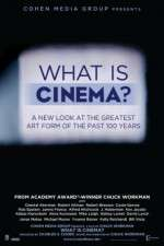 Watch What Is Cinema Online 123movies
