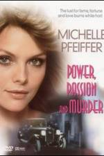 Watch Power Passion And Murder Online 123movies