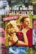 Watch High School Confidential Online 123movies