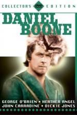 Watch Daniel Boone Trail Blazer Online Putlocker