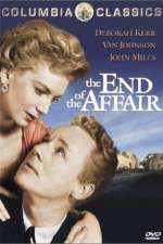 Watch The End of the Affair Online 123movies