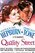 Watch Quality Street Online Putlocker
