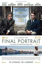 Watch Final Portrait Online Putlocker