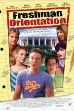 Watch Freshman Orientation Online Putlocker