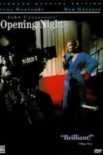 Watch Opening Night Online 123movies
