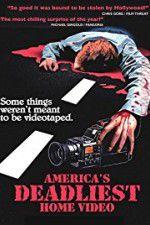 Watch America\'s Deadliest Home Video Online Putlocker