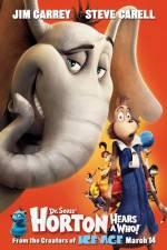 Watch Horton Hears a Who! Online Putlocker