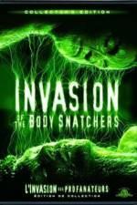 Watch Invasion of the Body Snatchers Online Putlocker