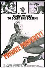 Watch Private Property Online 123movies