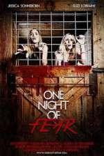 Watch One Night of Fear Online Putlocker