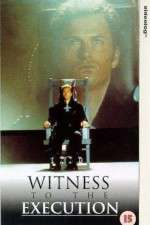 Watch Witness to the Execution Online 123movies