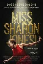 Watch Miss Sharon Jones! Online Putlocker