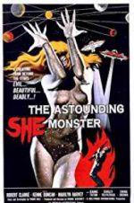 Watch The Astounding She-Monster Online Putlocker
