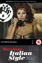 Watch Marriage Italian Style Online 123movies