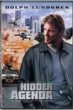 Watch Hidden Agenda Online 123movies