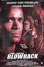 Watch Blowback Online Putlocker