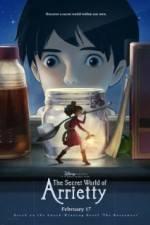 Watch The Secret World of Arrietty Online Putlocker