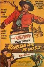 Watch Robbers' Roost Online 123movies